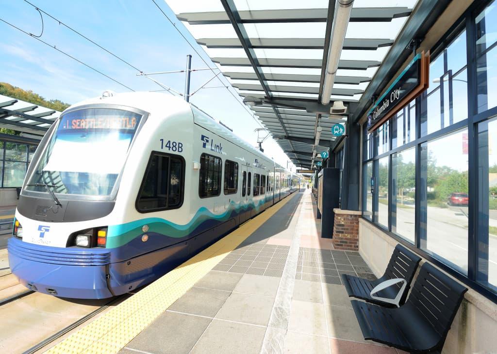 Metrô do aeroporto de Seattle - LINK Light Rail