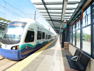 Metrô do aeroporto de Seattle - LINK Light Rail