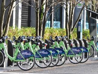 Bicicleta em Seattle