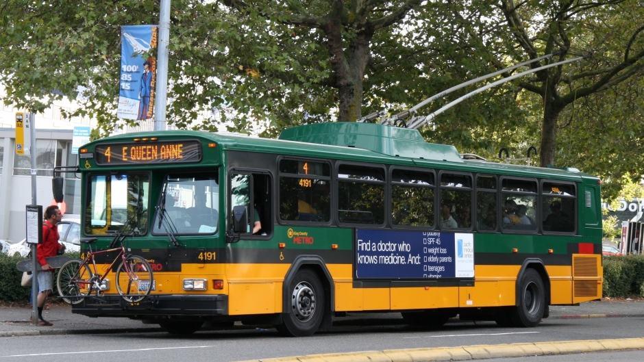 Ônibus Seattle - King County Metro Transit
