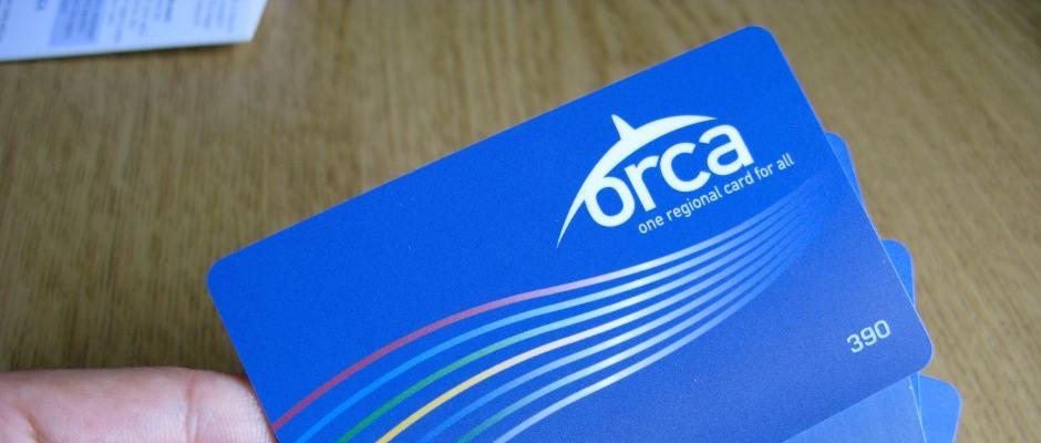 ORCA Card - Seattle