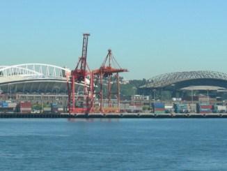 Seattle Cidade Portuária