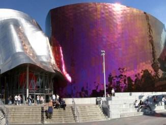 EMP Museum - o Museu da Música de Seattle
