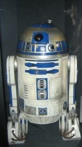 Robô R2D2 da série de filmes Star Wars