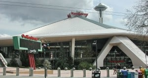 Key Arena - Seattle Center
