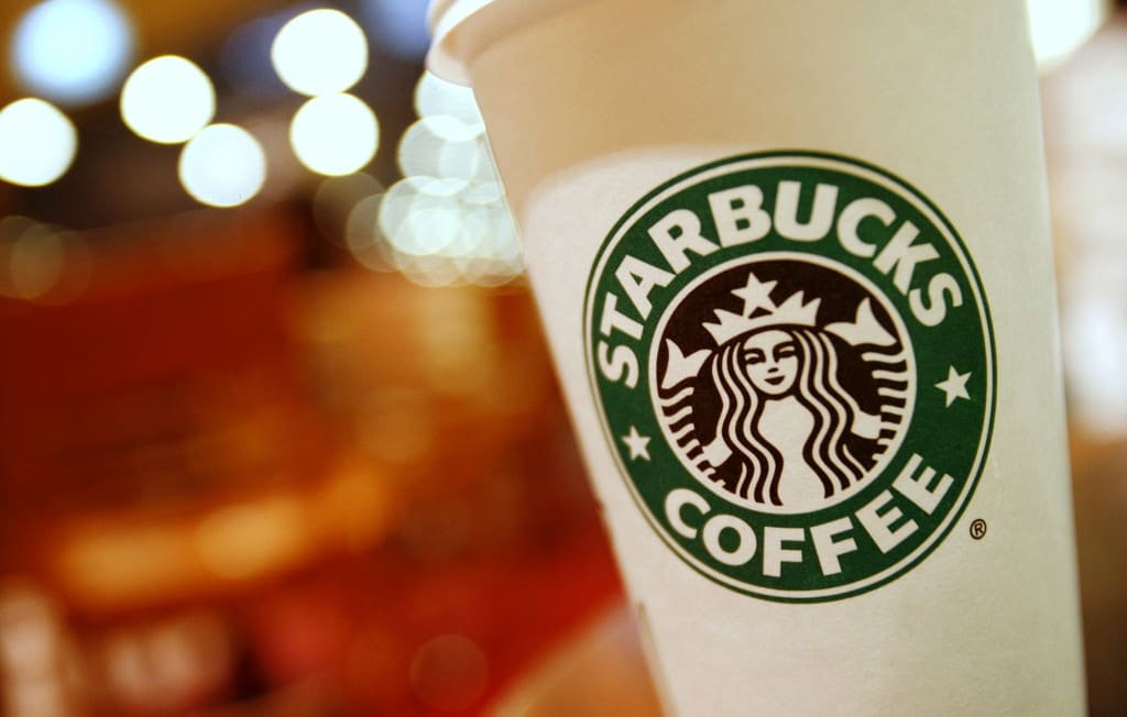 O famoso copo Starbucks - Starbucks Seattle