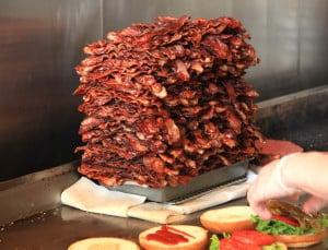 Torre de Bacon - Red Mills Burguer