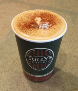 Tullys Coffee Seattle Café