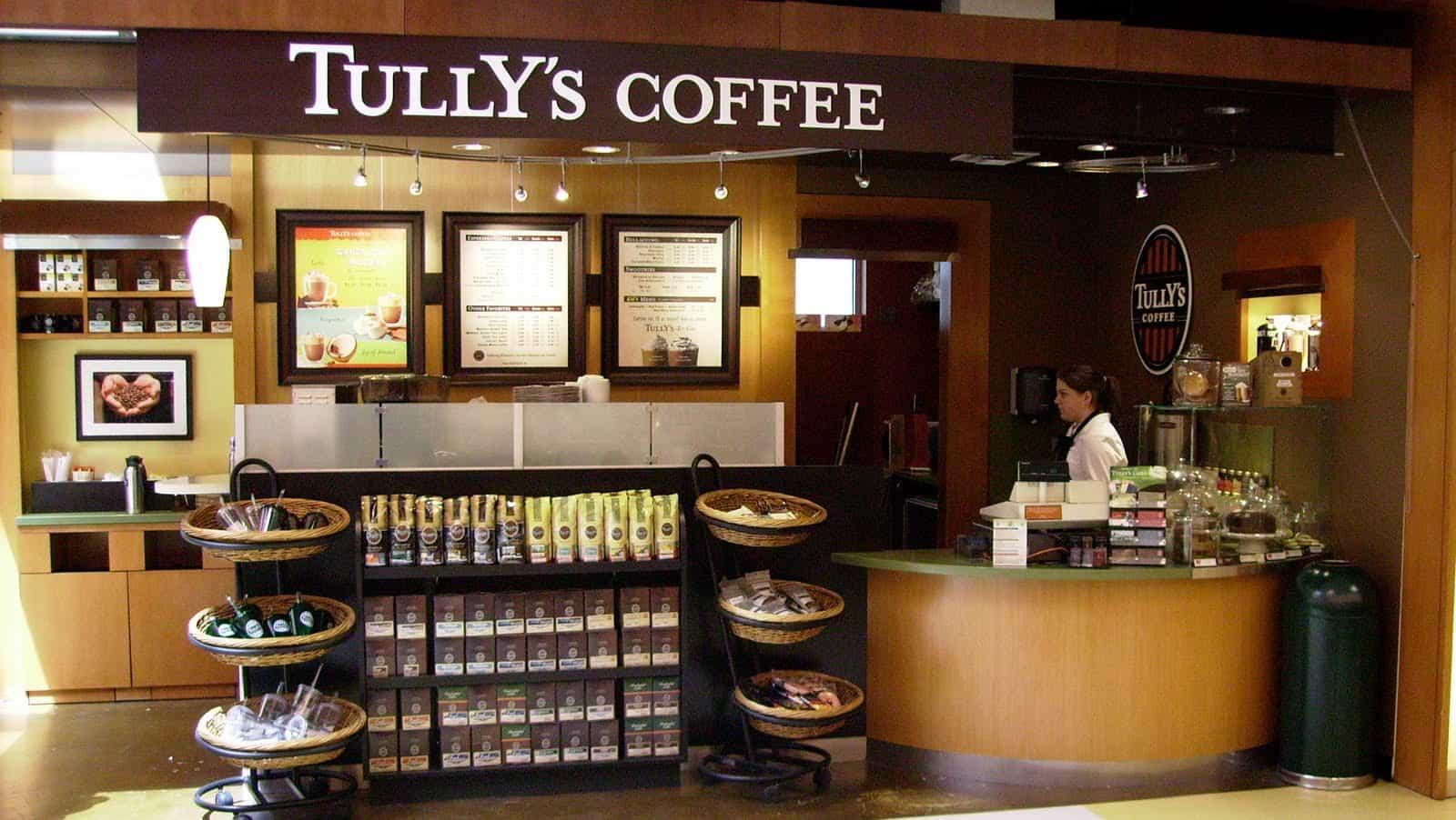 tullys coffee seattle uma alternativa de bom caf em seattle. Black Bedroom Furniture Sets. Home Design Ideas