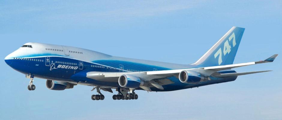 Aviões da Boeing - Modelo 747
