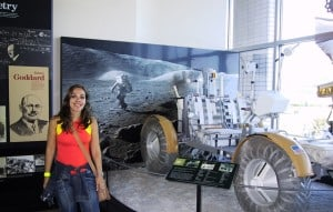 Carro lunar da operação Apollo