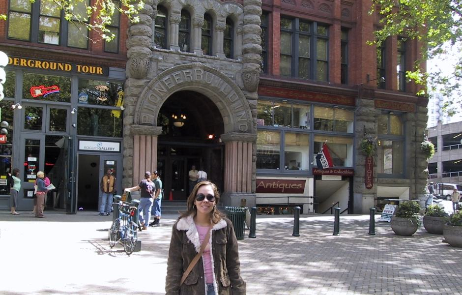 Pioneer Square Building