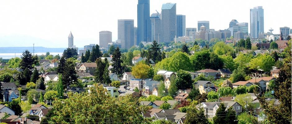 Seattle Cidade Esmeralda