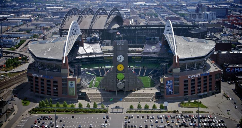 Estádio do Seattle Seahawks - CenturyLink Field
