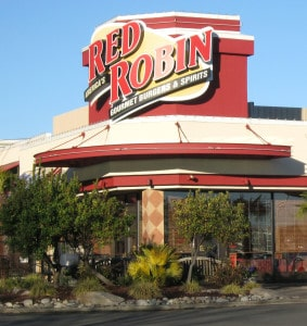 Red Robin Seattle - Store