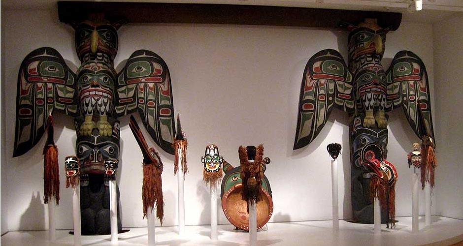 Museu de Arte de Seattle: galeria de arte nativa americana