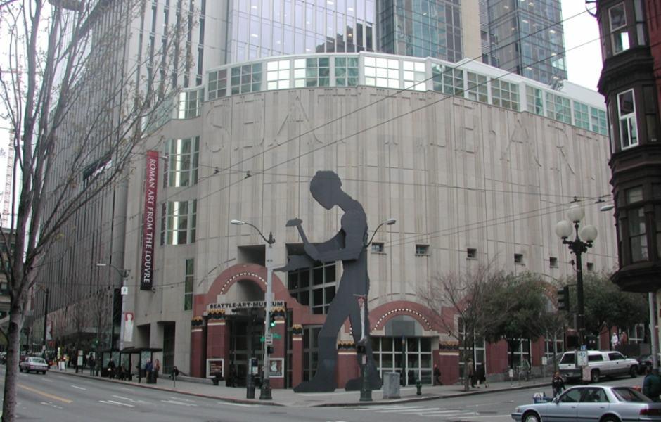 Museu de Arte de Seattle - Seattle Art Museum - SAM