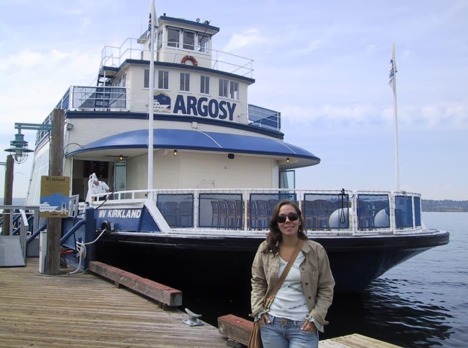 O que fazer em Seattle: passeio de barco