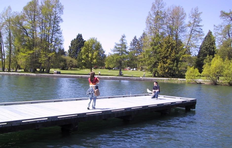 O que fazer em Seattle: Green Lake Park