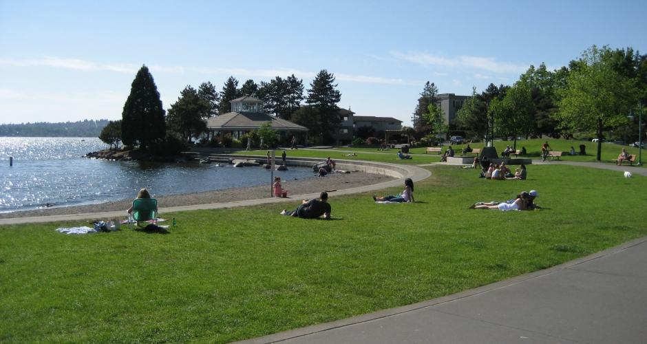 O que fazer em Seattle: cidade de Kirkland