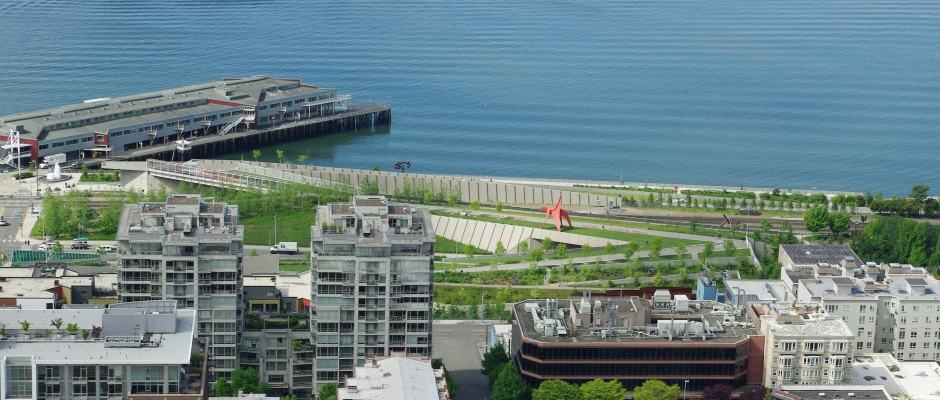 Olympic Sculpture Park (Fonte: Wikipedia)