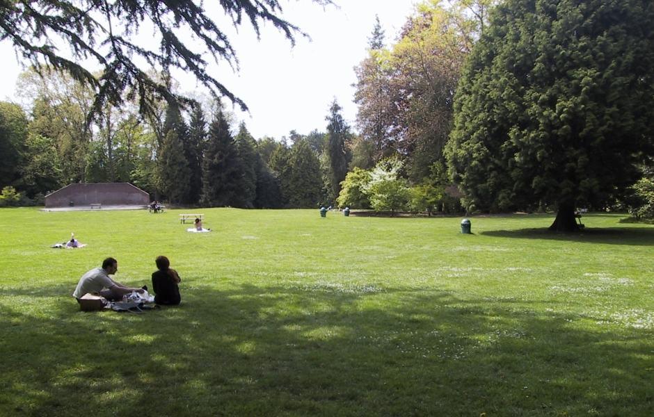 Volunteer Park em Seattle