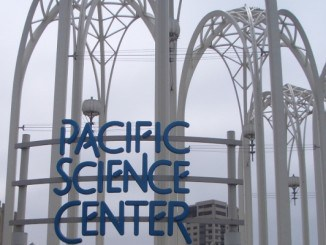 Pacific Science Center em Seattle