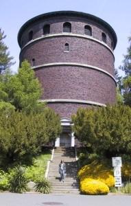 Volunteer Park em Seattle: Water Tower