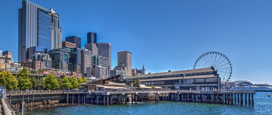3 Dias em Seattle: Seattle Waterfront