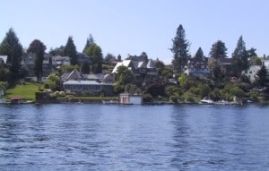 Cruzeiros da Argosy Cruises: Lago Washington