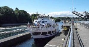 Cruzeiros da Argosy Cruises: Locks
