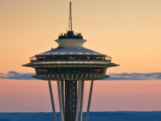Restaurante SkyCity Seattle no Space Needle