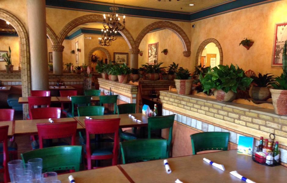 Azteca Mexican Restaurants em Seattle: Northgate Mall
