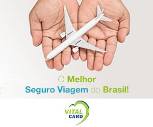 Banner Oferta Especial de Desconto no Seguro Viagem Vital Card para EUA