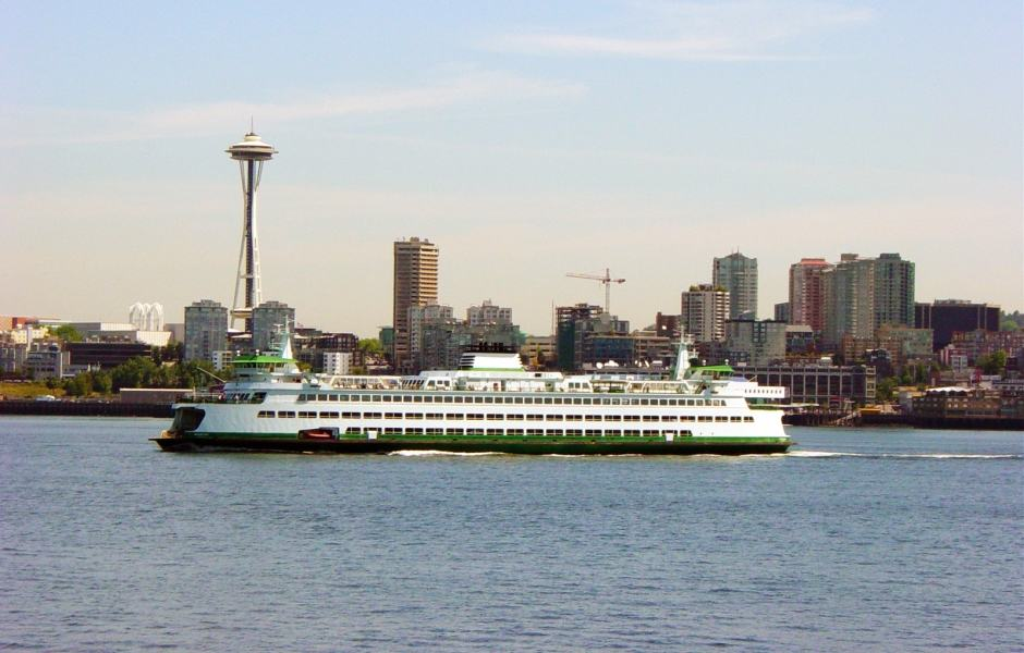 Tour Grey's Anatomy em Seattle: Ferry Boat
