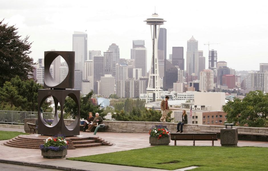 Tour Grey's Anatomy em Seattle: Kerry Park
