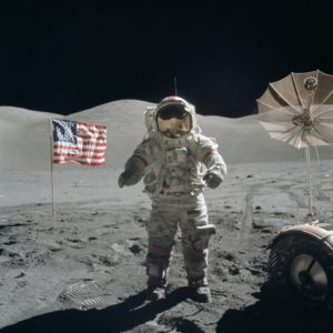 Corrida Espacial: o homem na lua!