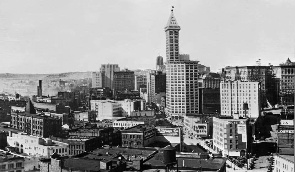 Smith Tower no passado