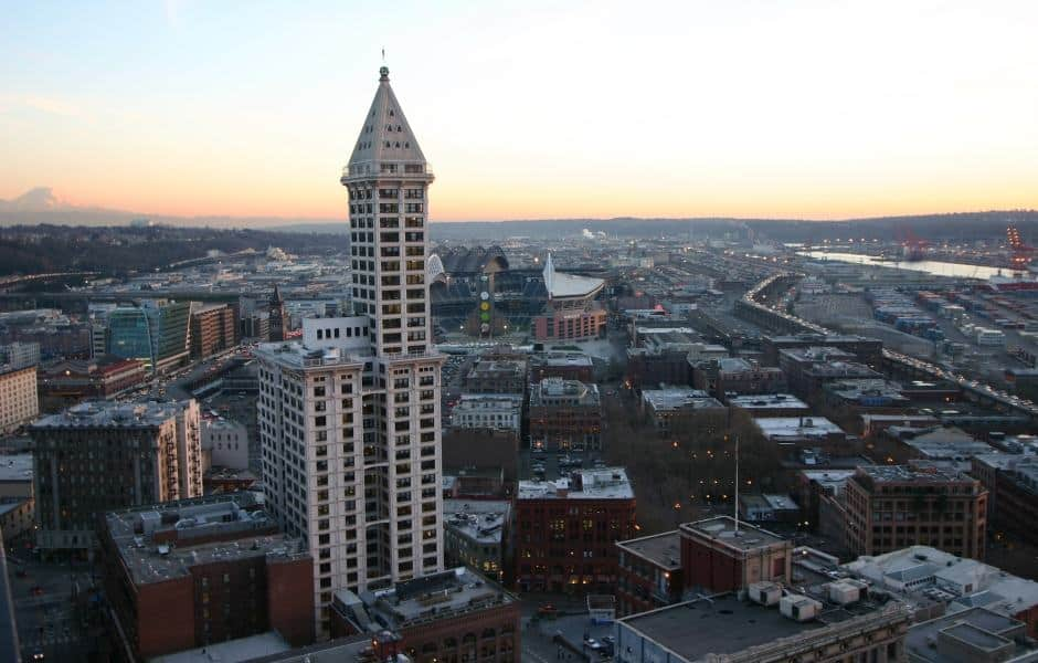 Smith Tower em Seattle