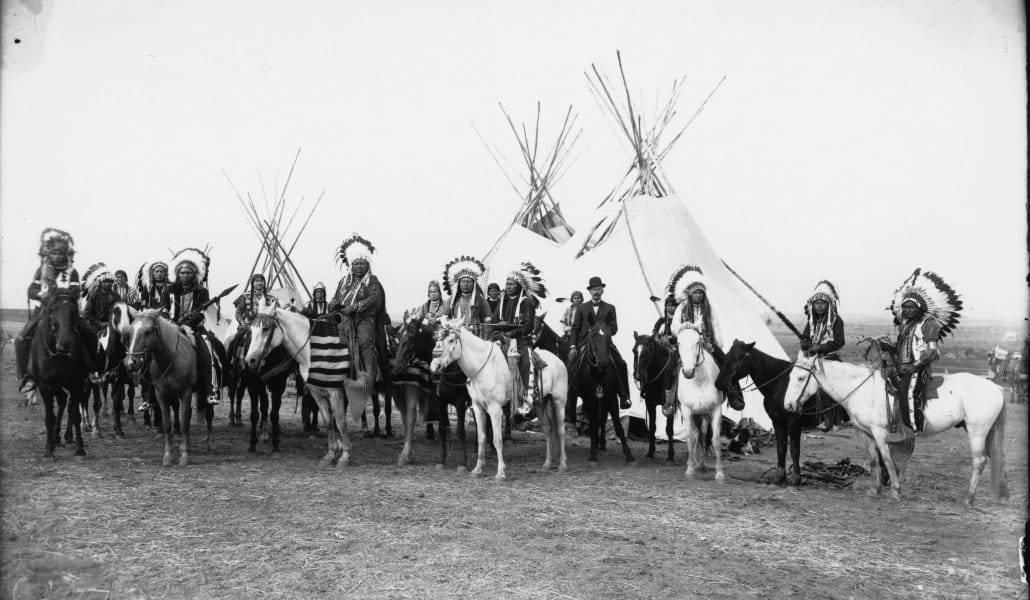 Origem do nome Seattle: índios nativos americanos