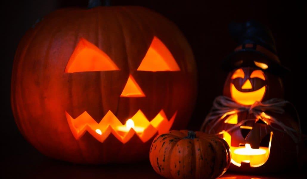Abóbora, símbolo do Halloween americano