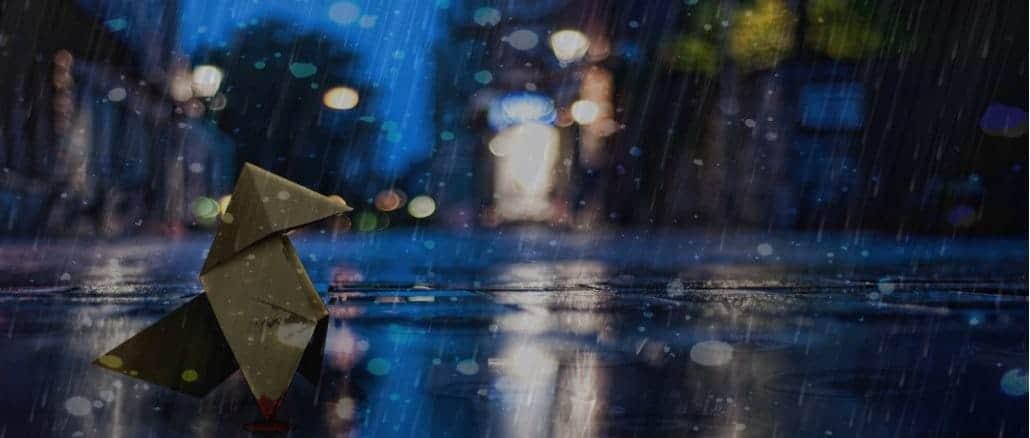 Previsão do tempo em Seattle: chuva!