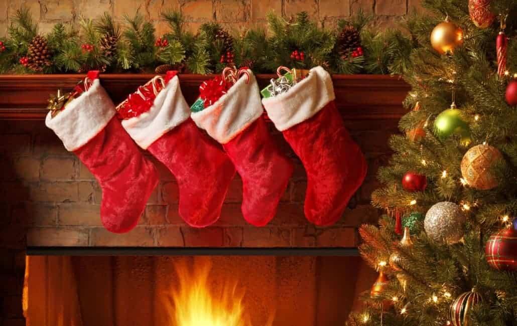Natal em Seattle: christmas stocking