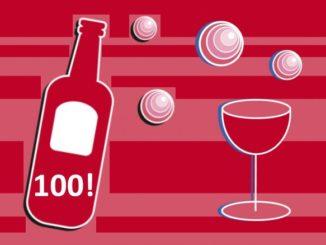 Um brinde ao post número 100!