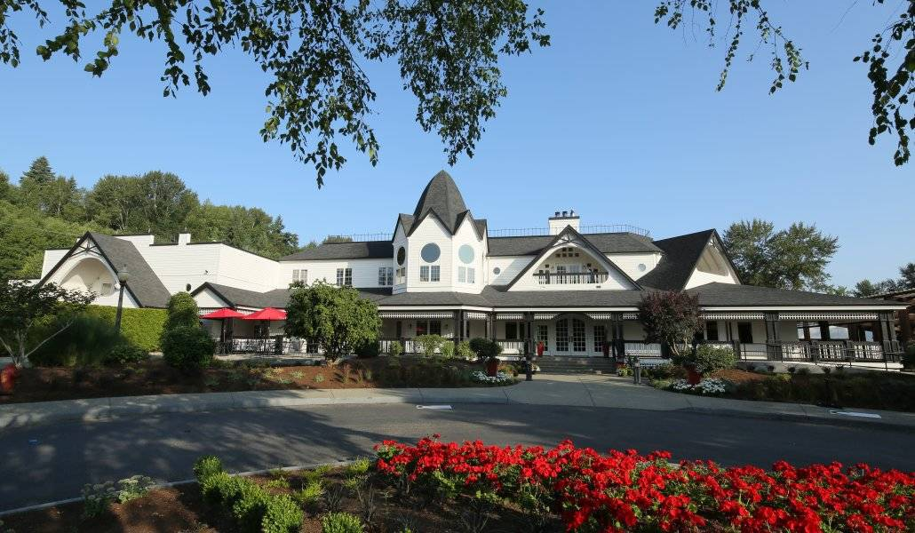 Woodinville Wine Country: Columbia Winery