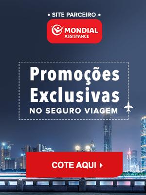 Banner Oferta Especial de Desconto no Seguro Viagem Mondial para EUA