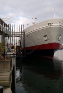 Ferry de Port Angeles para Victoria (foto: Claudia)