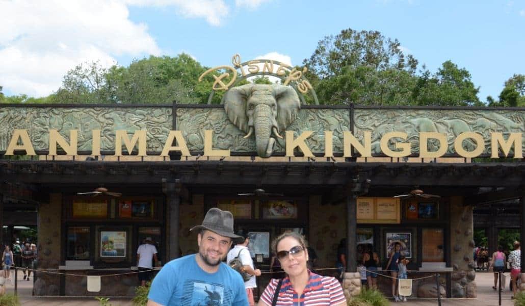 Férias na Disney: Animal Kingdom Park