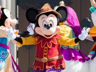Férias na Disney!!!