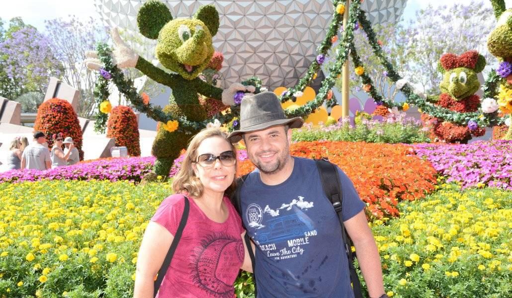 Férias na Disney: Epcot